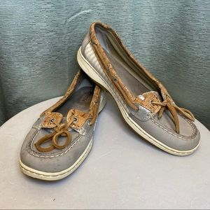 Sperry top siders women's loafers